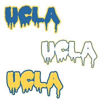 UCLA Merch von KikiShoptm