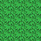 Green Fruity Art by fruitfulart