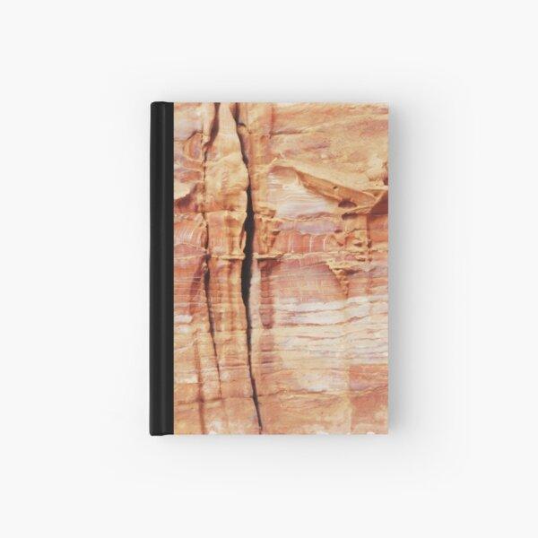 melting frontispiece Hardcover Journal