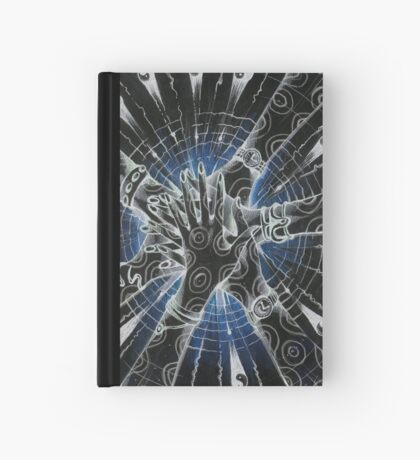 The Collective Unconscious ( Inverted Hexagram ) Hardcover Journal