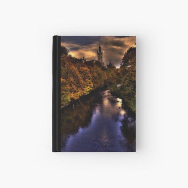 Autumn Evening Hardcover Journal