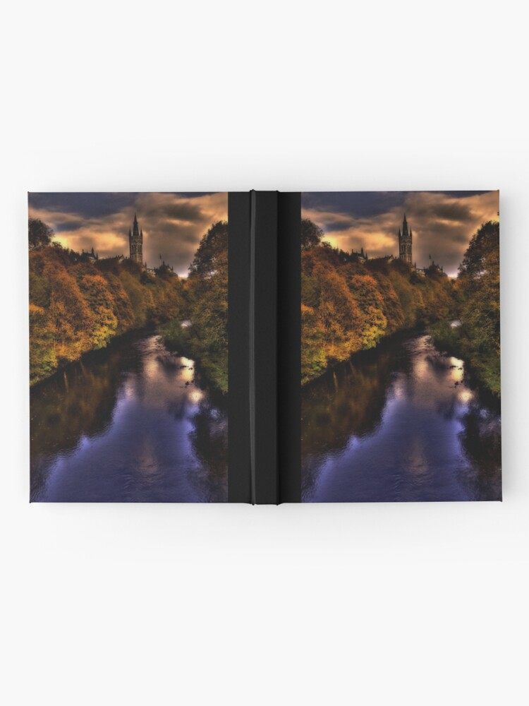 Alternate view of Autumn Evening Hardcover Journal
