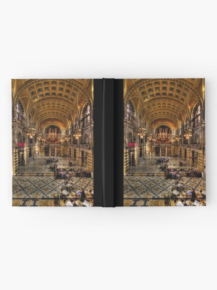 Alternate view of The Big Hall Hardcover Journal