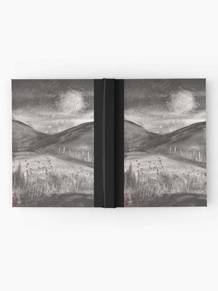 Alternate view of Graphite 1 Hardcover Journal