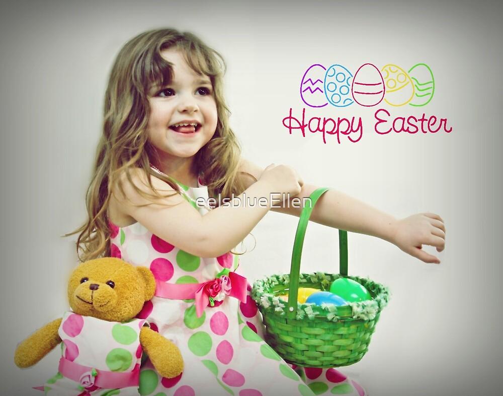 Happy Easter! by eelsblueEllen