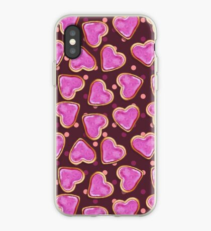 Valentine's Day Hearts iPhone Case