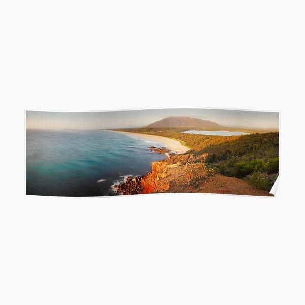 Kattang Nature Reserve, Port Macquarie, New South Wales, Australia Poster