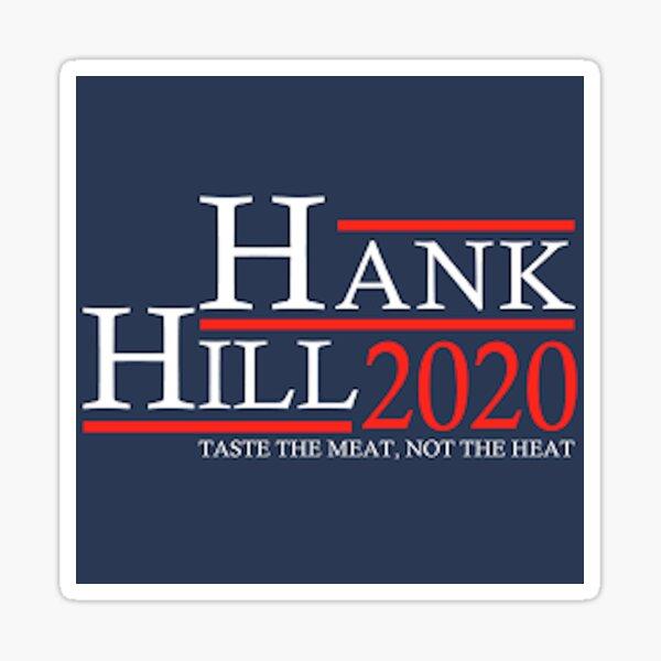 Hank Hill 2020 Sticker