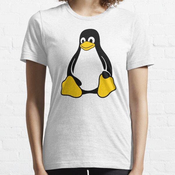 Linux Tux Essential T-Shirt