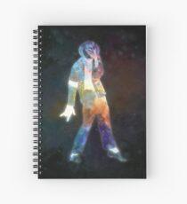 Dance Of Life Spiral Notebook