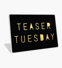 Pilates Teaser Tuesday Laptop Skin