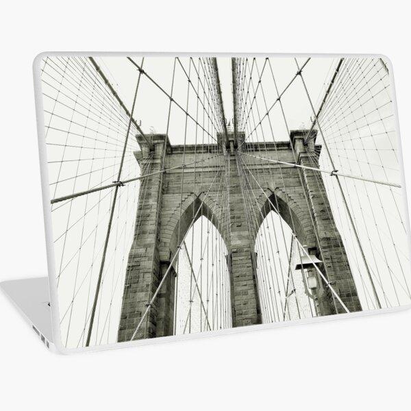 Brooklyn Bridge Laptop Skin
