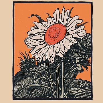 Sunflower by fernandaschalle