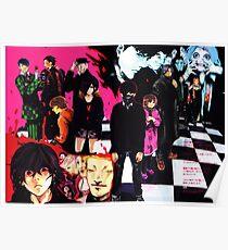 Tokyo Ghoul Ensemble Poster