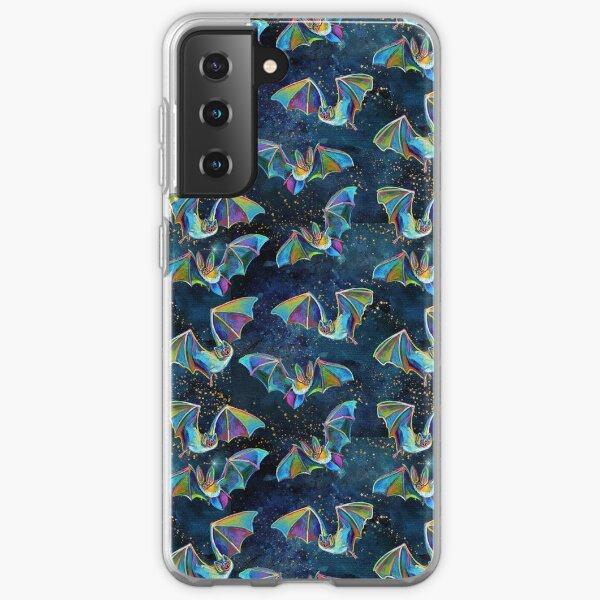 LIL' GOTHIC BATS N' STARS Samsung Galaxy Soft Case