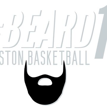 Houston Basketball - James Harden  by TheDFDesigns