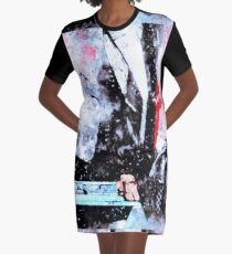 Zero - Assassin Graphic T-Shirt Dress