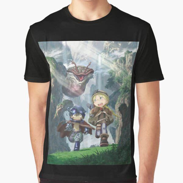 Made in Abyss Graphic T-Shirt