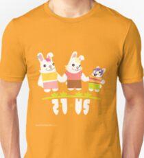 T-Shirt 21/85 (Parenting) by Matt Taylor  Unisex T-Shirt
