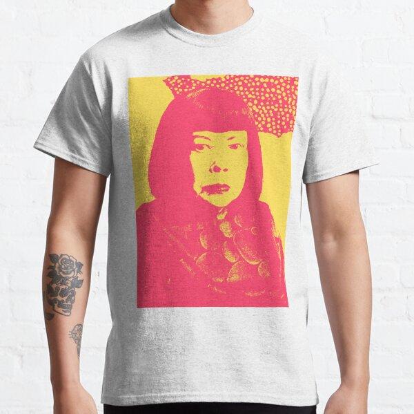 Yayoi Kusama Portrait Classic T-Shirt