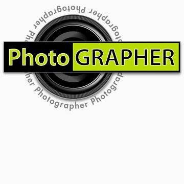 PhotoGRAPHER Short Sleeve by jfelder