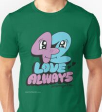 T-Shirt 42/85 (Relationships) by Jeremyville Unisex T-Shirt