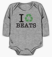 I Recycle Beats One Piece - Long Sleeve