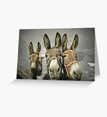 Are we getting famous ? Greeting Card