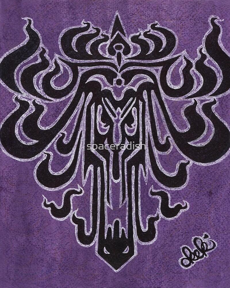 Cooridor of Doors - Haunted Mansion Wallpaper by spaceradish