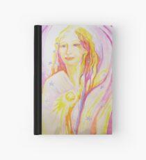 Gaurdian angel Hardcover Journal