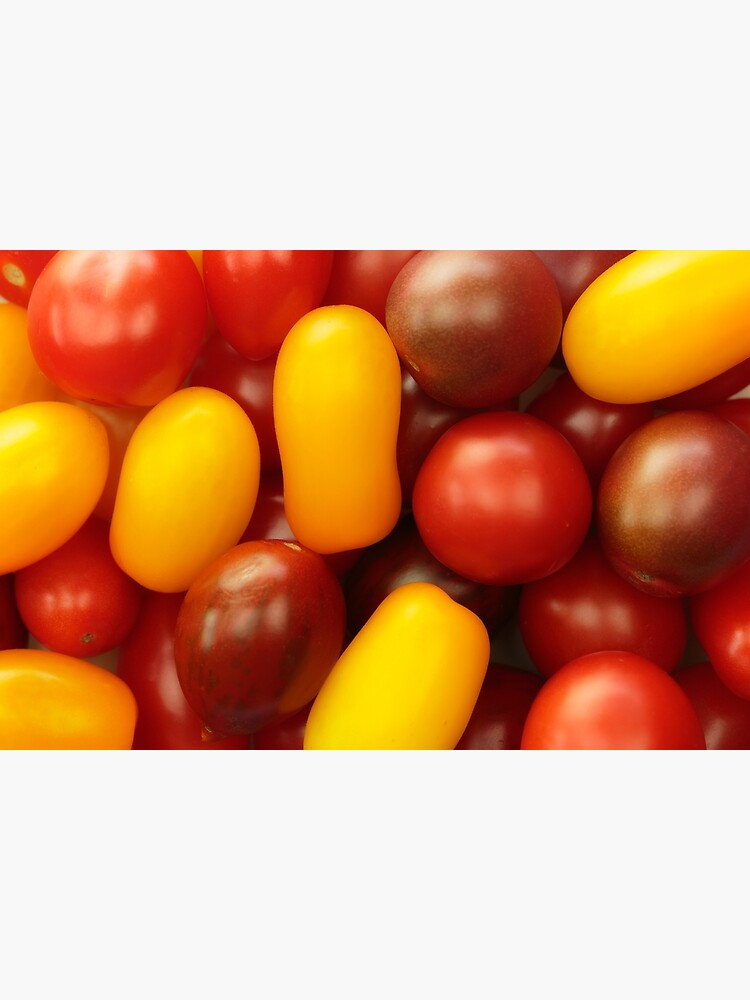 Cherry tomatoes by fardad