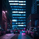Downtown Montreal by Guillaume Marcotte