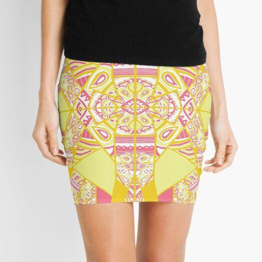 Pink Lemonade   Mini Skirt