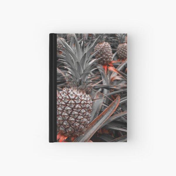 Sweet Pineapples Hardcover Journal