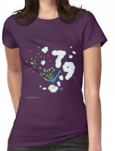 T-Shirt 79/85 (Health & Ageing) by Okayboss  Womens Fitted T-Shirt
