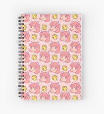 Nekomata .:DemiKids:. Pattern Spiral Notebook