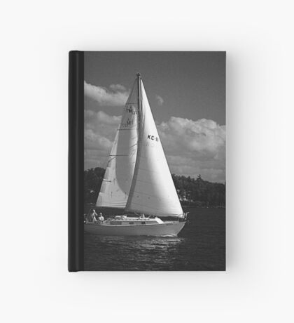 The S.S. Minnow Hardcover Journal
