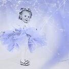 Blue Girl by grinandbearit