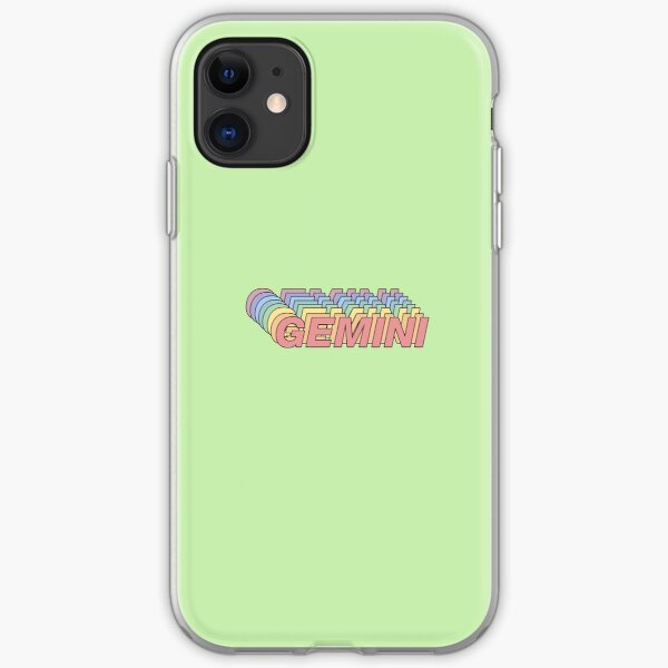 GEMINI iPhone Soft Case