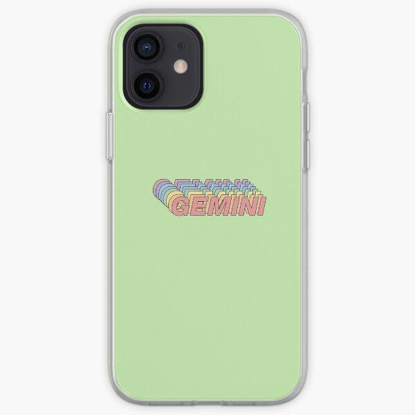 GEMINI iPhone Soft Case