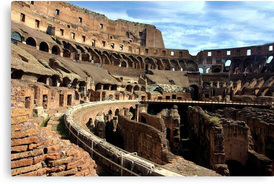ANCIENT ROME by phil decocco