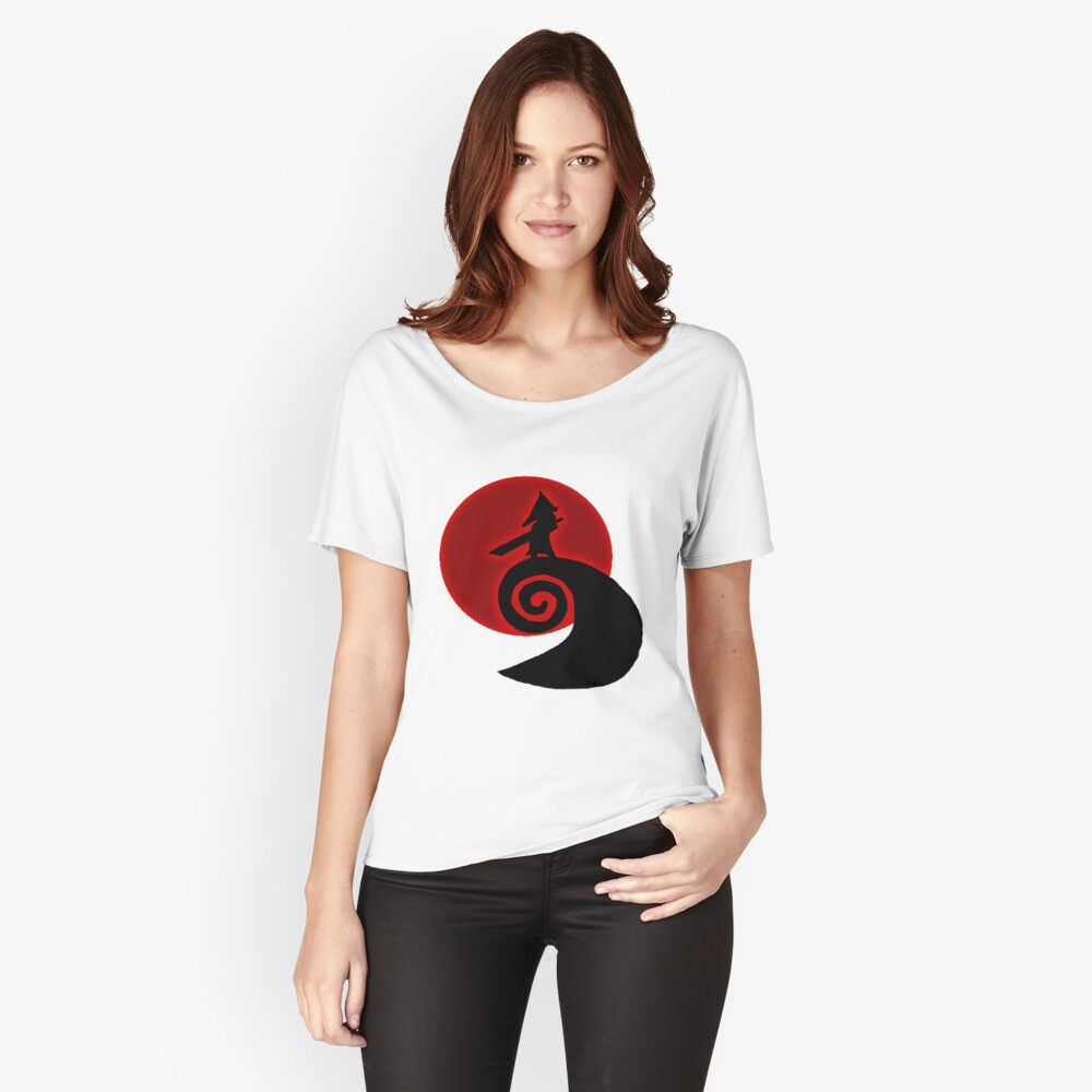 Up on Silent Hill Women's Relaxed Fit T-Shirt Front