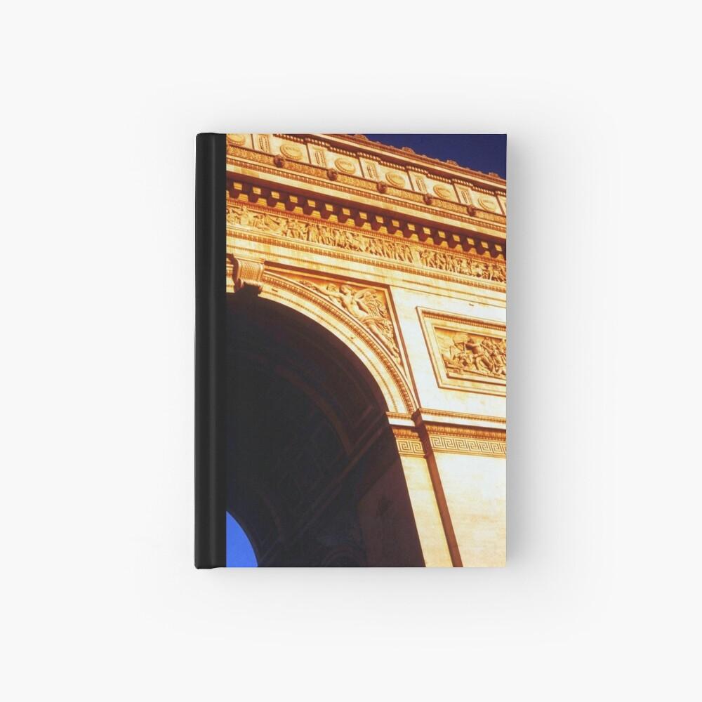 Arc de Triomphe Hardcover Journal