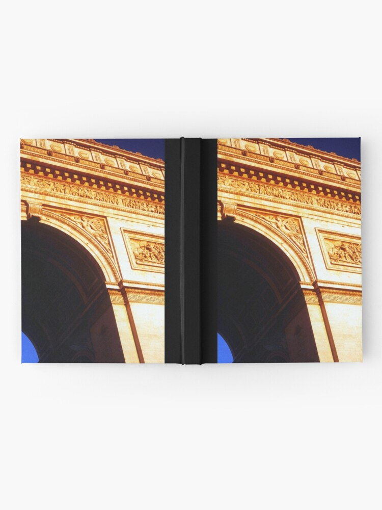 Alternate view of Arc de Triomphe Hardcover Journal