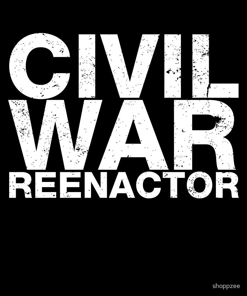 Civil War Collection Shirt Civil War Reenactor by shoppzee