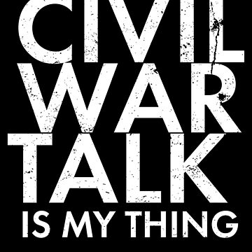 Civil War Collection Shirt My Thing American History Shirt by shoppzee