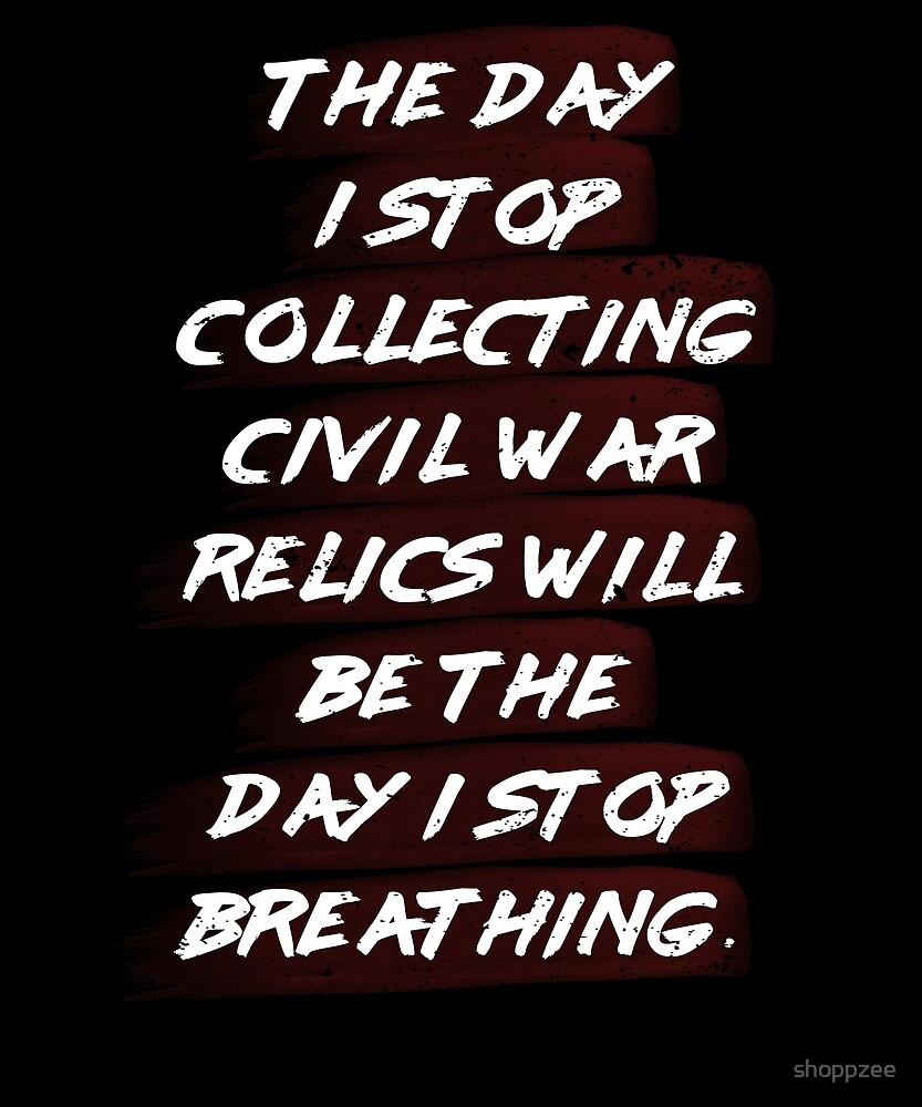 Civil War Collection Shirt Relics Collecting by shoppzee