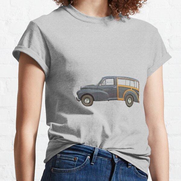 Morris Minor Traveller Estate Wagon Classic T-Shirt