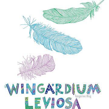 Wingardium Leviosa by TangerineMeg