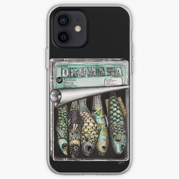 Gourmet sardines iPhone Soft Case